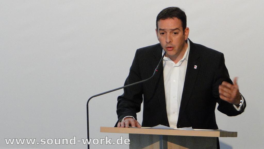Demografie-Tagung der IG BCE / BWS - Begrüssung - 06.06.2013