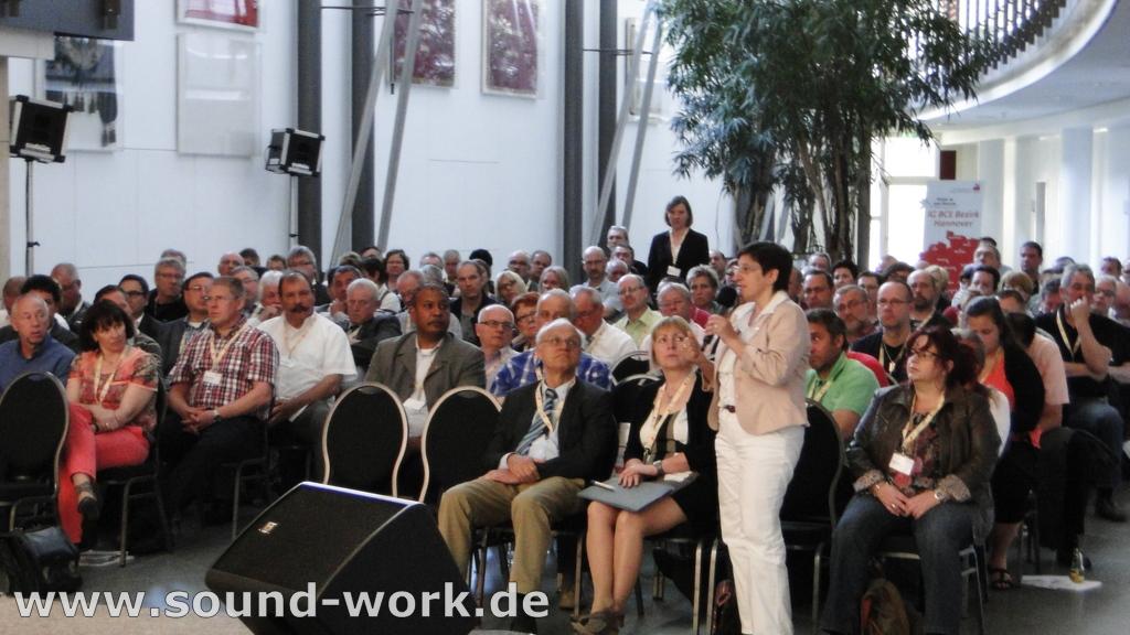 Demografie-Tagung der IG BCE / BWS - Fragen an Franz Müntefering - 06.06.2013