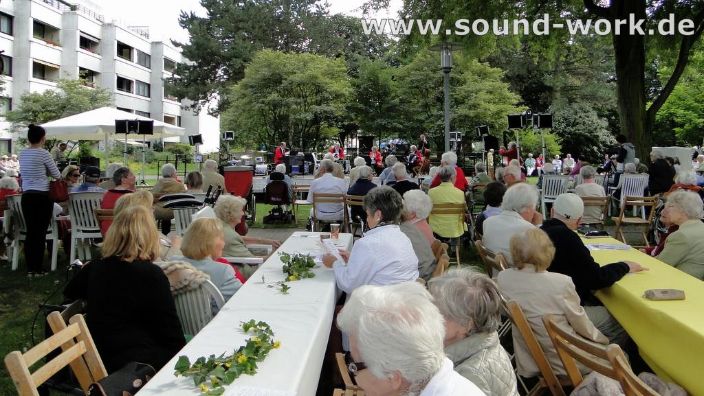 Eilenriedestift - Sommerfest - 14.08.2013