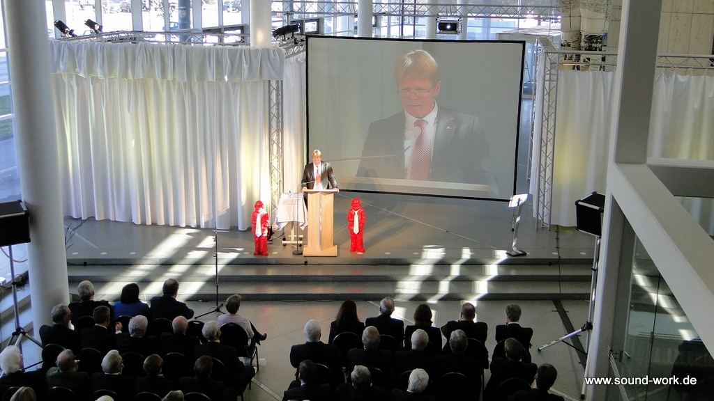 IG BCE - Reiner Hoffmann