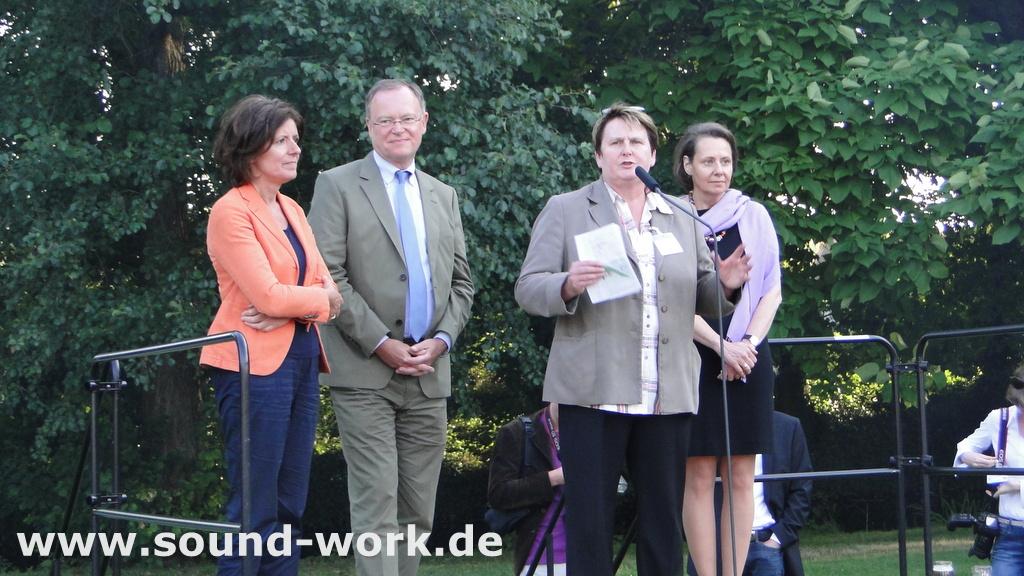 SPD - Sommerfest - Johanne Modder - 26.08.2013